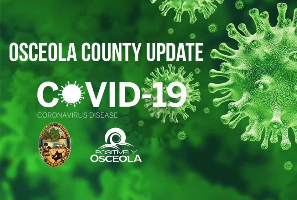 Over 100 COVID-19 cases now in Osceola County