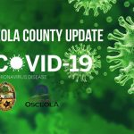 Osceola COVID-19 update: 12 new cases Monday, lowest daily number in over a week
