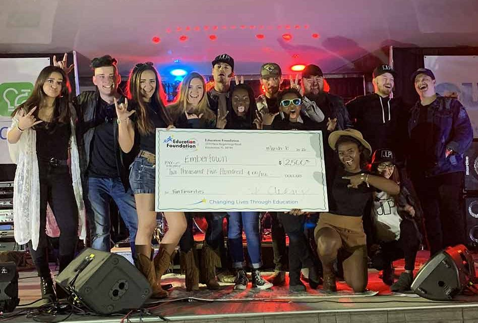 Justin Lee Partin wins Rising Thunder Battle of the Bands, will perform at Country Thunder March 29