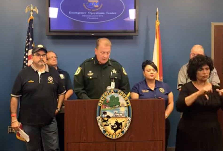 Osceola Sheriff warns of scammers posing as Red Cross workers selling COVID-19 tests