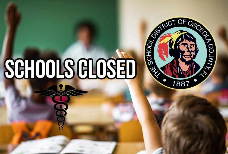 School closures extended to at least May 1