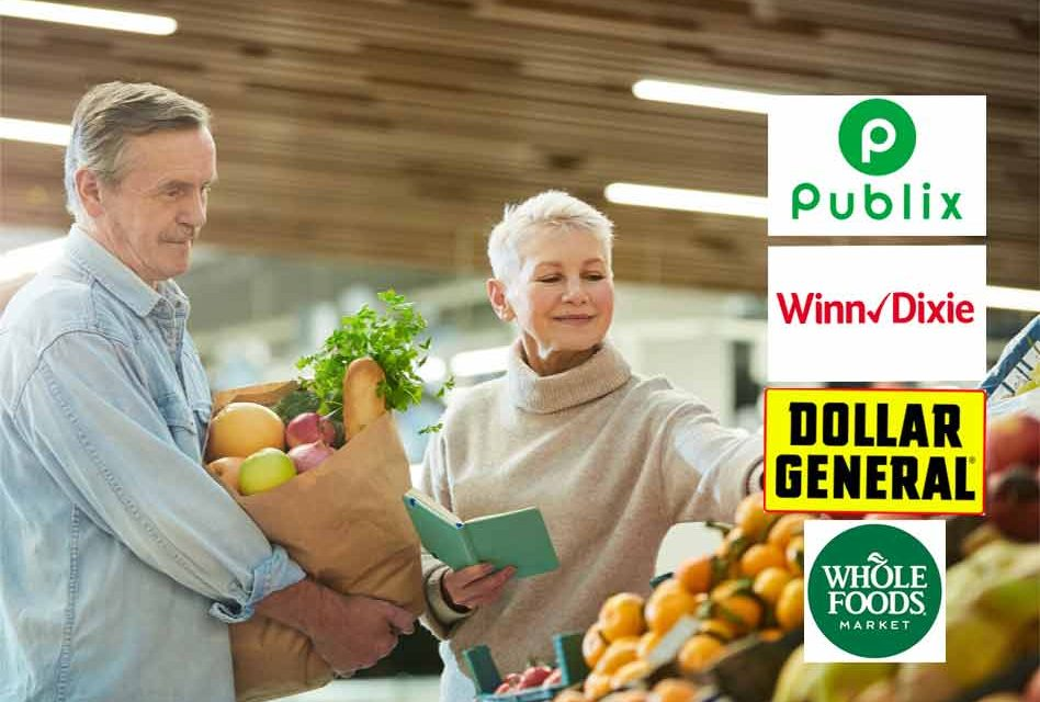 """Chain grocery stores adding designated """"senior shopping hours"""" during COVID-19 outbreak"""