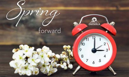 Spring forward Sunday morning; check your clocks and smoke alarm batteries