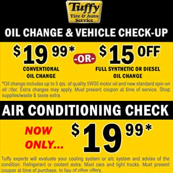 Tuffy Tire and Auto