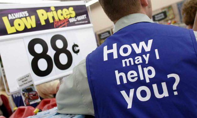 Walmart, Sam's Club to start checking employees for fever prior to work, amid coronavirus pandemic