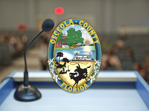 Monday's 9:15 a.m. County Commission meeting to be heard over stream or telephone
