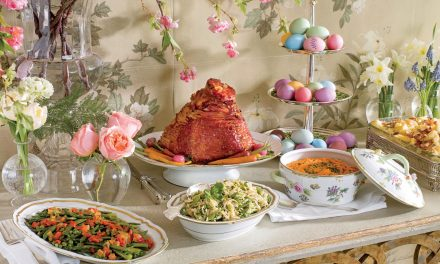 Here are some tips from Kissimmee Utility Authority for home-cooking an Easter meal while saving energy
