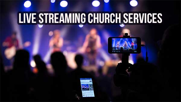 LIVE Stream churches