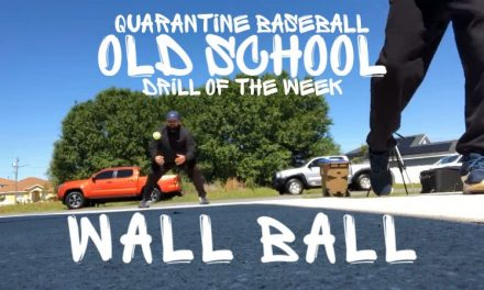 "Tohopekaliga High Coach Nikko Martell debuts ""Quarantine Baseball"" on Instagram"