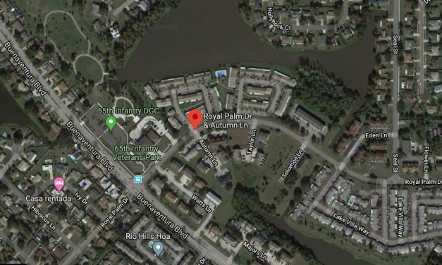 Royal Palm Drive near Autumn Lane to close Wednesday morning for Toho Water sewer line repair