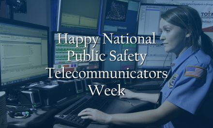 Celebrate local dispatchers during Telecommunicator Week