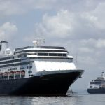 Two Holland America cruise ships, with four dead, allowed to dock at Port Everglades