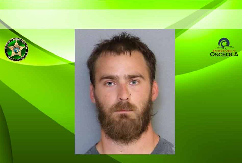 Osceola Sheriff's investigators arrest man searching online for sex with a minor