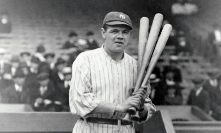 It's April 27th, time to honor the Sultan of Swat on Babe Ruth Day!