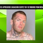 Sheriff's Office apprehends carjacking suspect on 192 inbound from Brevard County