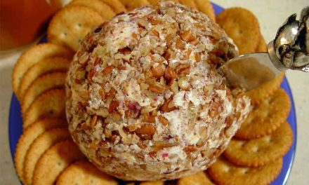 It's April 17th, and that means it's National Cheeseball Day!