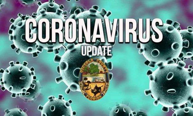 The 9th Osceola County coronavirus death reported this morning