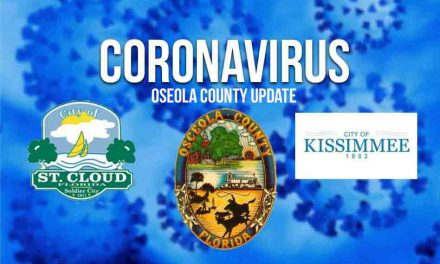 Osceola officials: be very virus-wary this weekend, then apply for assistance on Monday