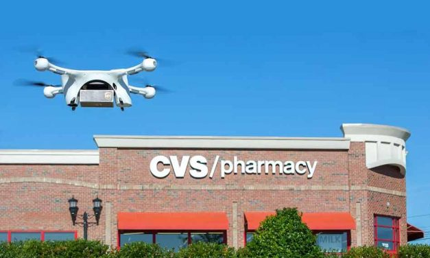 CVS and UPS team up to use drones to deliver prescriptions in Florida