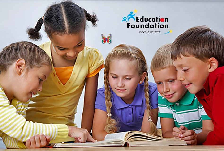Help the Education Foundation Osceola County in mission of supporting teachers with a donation