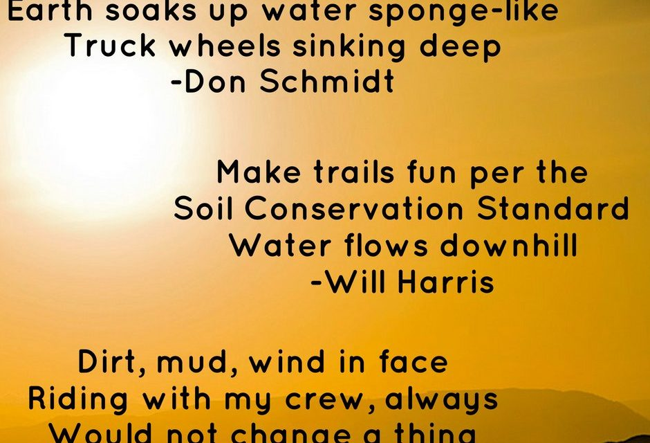 Three lines, 17 syllables … it's National Haiku Poetry Day!