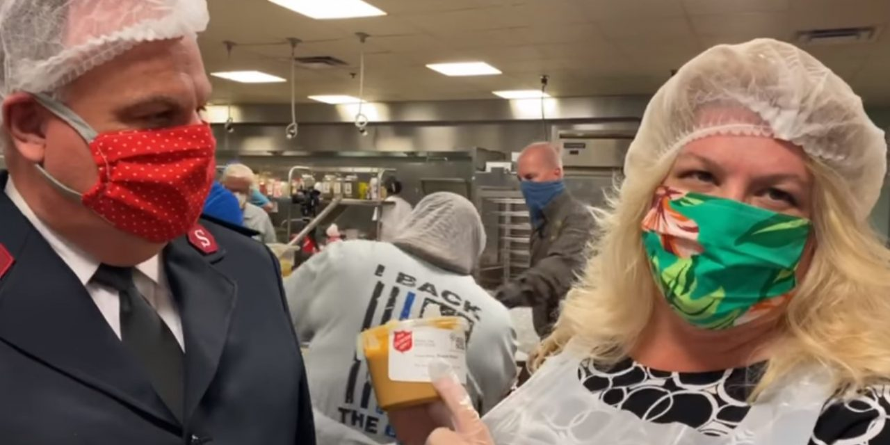 Peanut butter problem becomes peanut butter power thanks to Council on Aging, Salvation Army