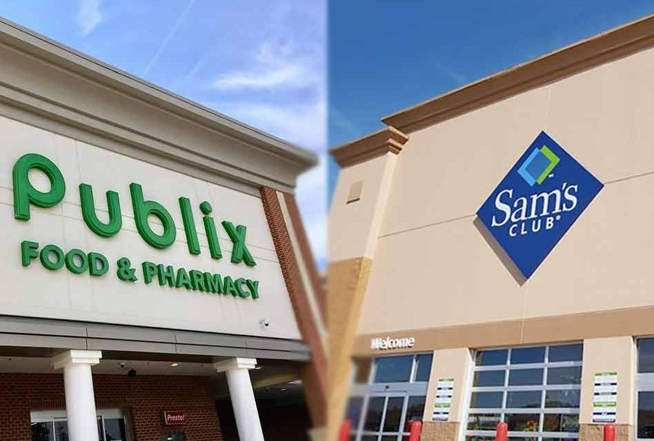 """Publix and Sam's Club create """"special hours"""" for first responders, healthcare workers"""