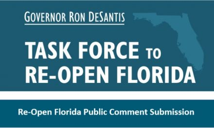 Have input on re-opening Florida's economy? State has a website to hear it