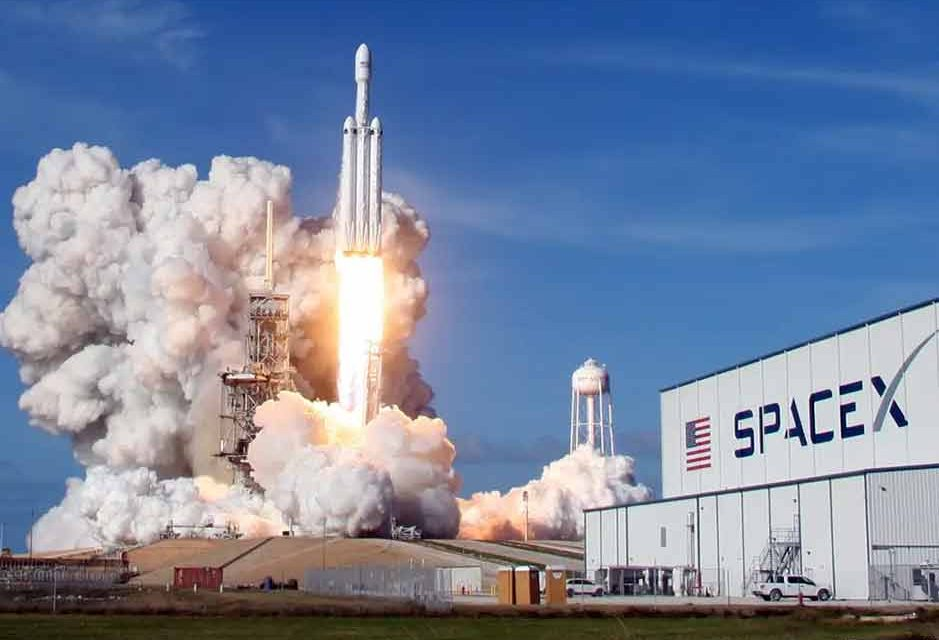 SpaceX to launch 60 more Starlink satellites today from Kennedy Space Center
