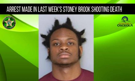 Arrest made in last week's Stoney Brook shooting death