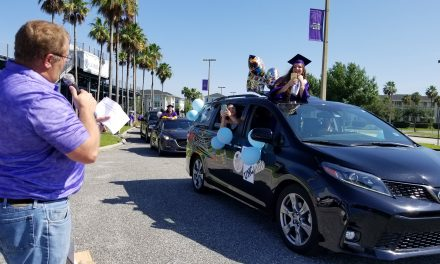 Parade of grads: 2020 seniors go out in style at Harmony, Osceola, and Celebration; St. Cloud's next this morning