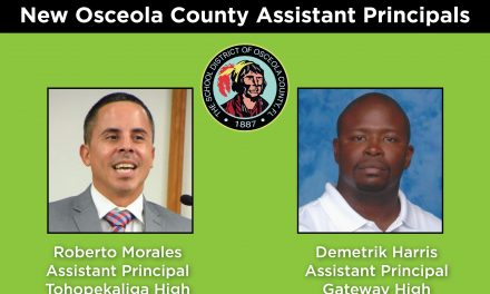 Tohopekaliga and Gateway High get new assistant principals