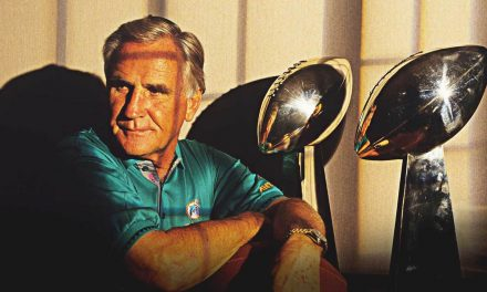 Miami Dolphins coach, NFL Hall of Famer Don Shula passes away at age 90