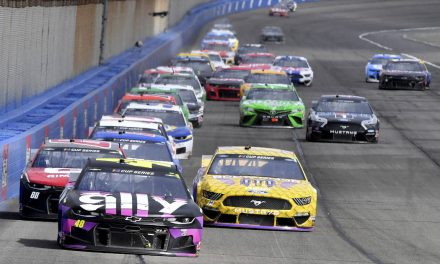 NASCAR takes green flag on May 17 to be first sports league to return to competition