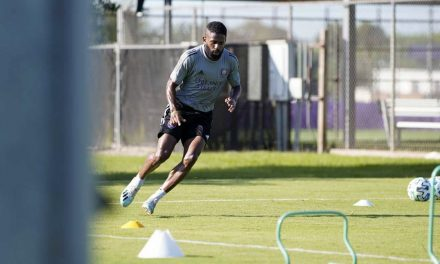Orlando City Soccer returns to MLS training at Osceola Heritage Park