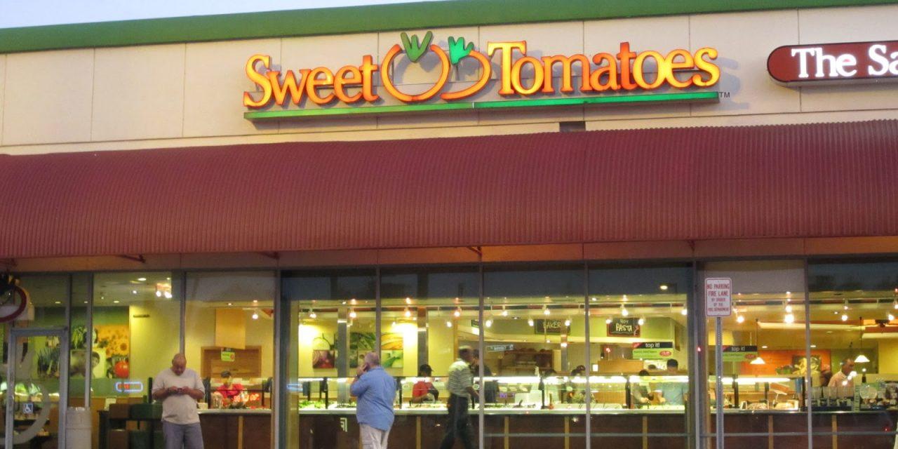 Sweet Tomatoes, Souplantation just announced sad news