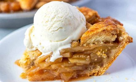 It's May 13th… that means it's National Apple Pie Day!
