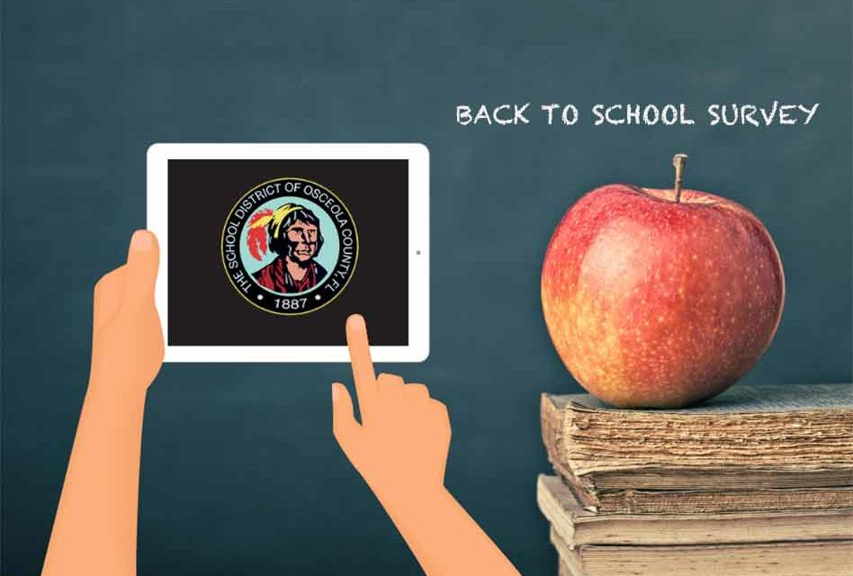 Osceola Schools to parents: help us decide how to best teach your kids next school year