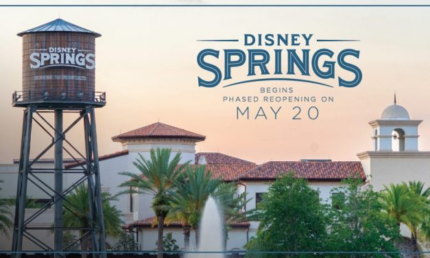 Here's what stores and restaurants are open now for Disney Springs' limited reopening
