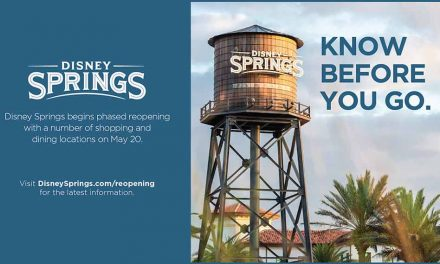 Disney Springs to require face masks, temperature checks as it partially reopens on Wednesday