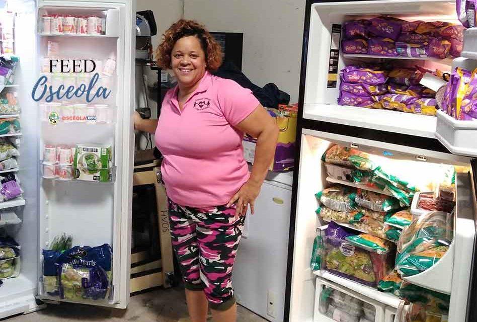 "Osceola REDI launches ""Feed Osceola"" campaign to raise funds for food pantries in Osceola County amid COVID-19 pandemic"