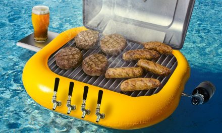3rd Saturday in May, have a Day! It's Learn to Swim Day and National Barbecue Day!