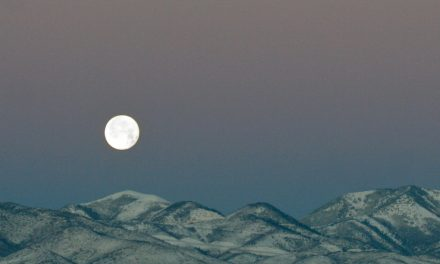 Final full supermoon of 2020 peaks at 6:45 a.m. this morning