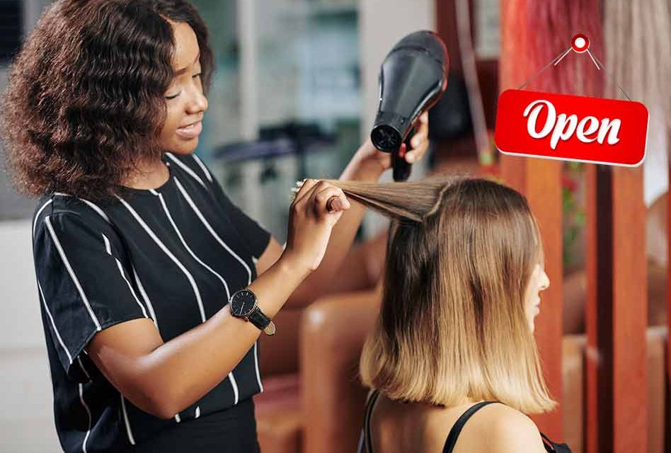 Florida's barber shops, nail and hair salons to re-open on Monday!