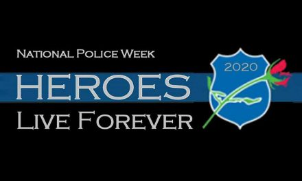 Honoring those who serve our community — it's National Police Week