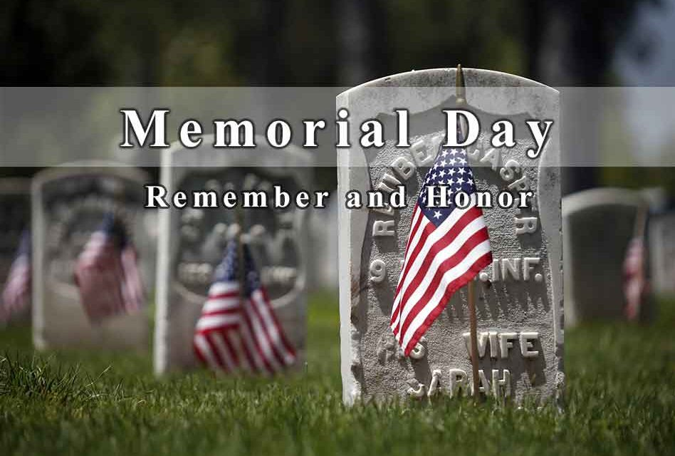 The real meaning of Memorial Day -- honoring our fallen military heroes'  solemn sacrifice