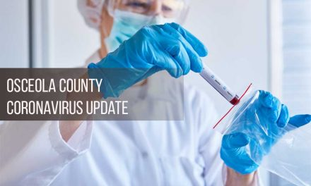 Florida Department of Health: fewer than 1 percent of Osceola County COVID-19 tests since May 16 returned positive