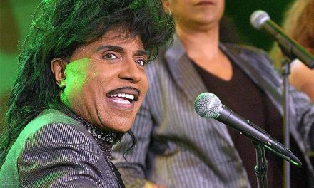 Little Richard, flamboyant rock 'n' roll icon, dead at 87