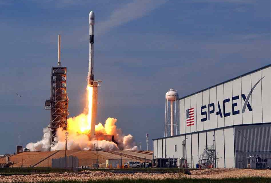 SpaceX and NASA launch historic Falcon 9 flight with USA crew