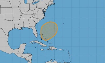 Early start? Weather disturbance off the east coast of Florida has 50% chance of development, NHC says